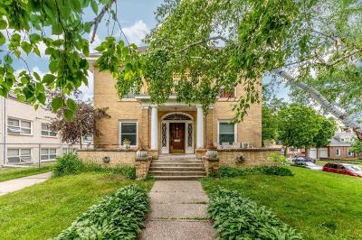 Crystal, Golden Valley, Minneapolis, Minnetonka, New Hope, Plymouth, Robbinsdale, Saint Louis Park Multi Family Home For Sale: 2449 Pillsbury Avenue S