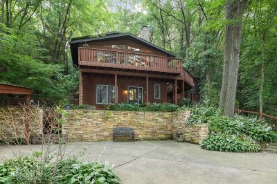 Hudson Single Family Home For Sale: 1235 Front Street S