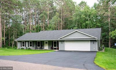 Pequot Lakes Single Family Home For Sale: 4153 Pillsbury Street