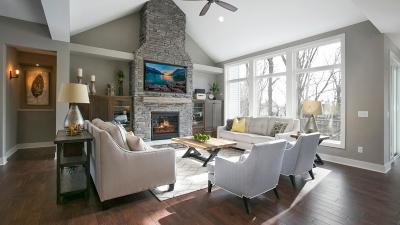 Eagan Single Family Home For Sale: 1300 Haven Woods Court