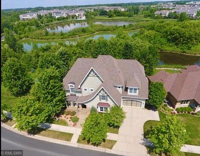 Hugo Single Family Home For Sale: 4354 Victor Hugo Boulevard N