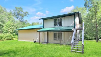 Motley Single Family Home For Sale: 11367 Snake Trail SW
