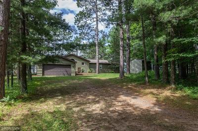 Single Family Home For Sale: 36739 Bonnie Lakes Road