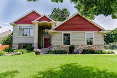 Roseville Single Family Home For Sale: 2540 Hamline Avenue N