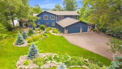 Nisswa MN Single Family Home For Sale: $750,000