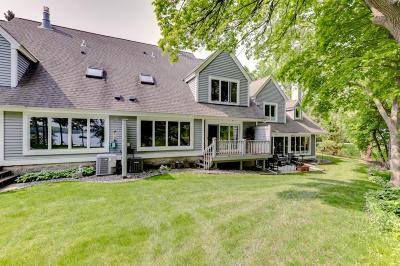 Wayzata Condo/Townhouse For Sale: 1549 Hollybrook Road