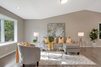 Saint Paul Single Family Home For Sale: 619 Lexington Parkway S