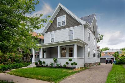 Minneapolis Single Family Home For Sale: 2509 Harriet Avenue