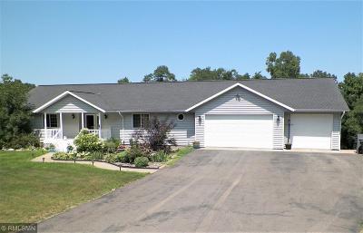Brainerd Single Family Home For Sale: 11626 Whitetail Ridge Road