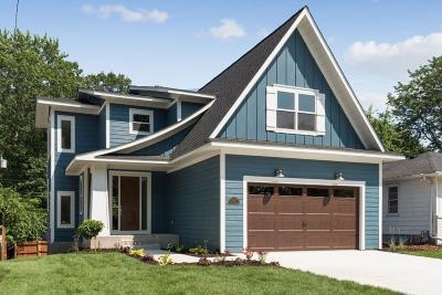 Edina Single Family Home For Sale: 5821 Fairfax Avenue
