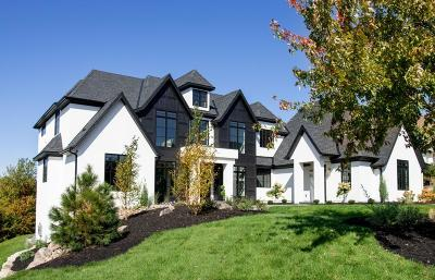 Edina Single Family Home For Sale: 5120 Kelsey Terrace