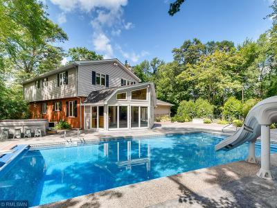 Ham Lake Single Family Home Contingent: 17215 Staples Street NE