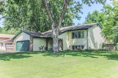 Vadnais Heights Single Family Home For Sale: 603 Morningside Place