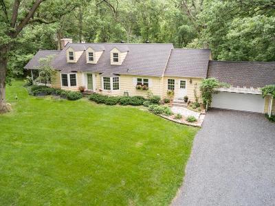 Minnetonka Single Family Home For Sale: 13615 Wentworth Trail