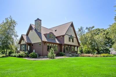 Stillwater Single Family Home For Sale: 1289 Paris Avenue N
