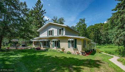 Crosslake Single Family Home For Sale: 33253 Mezzenga Lane