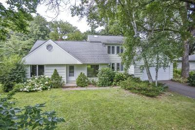 Shoreview Single Family Home For Sale: 338 Floral Drive W