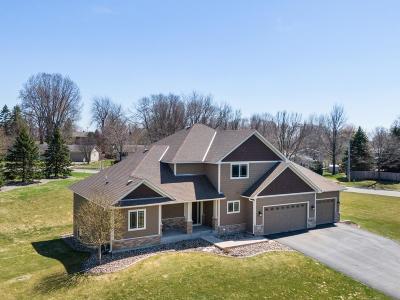 Burnsville Single Family Home For Sale: 15485 Fremont Avenue S