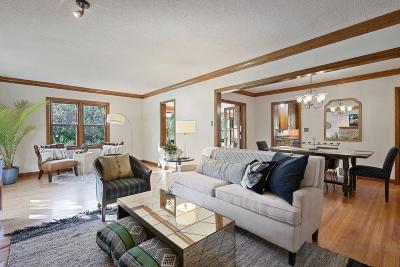 Minnetonka Single Family Home For Sale: 3820 Baker Road