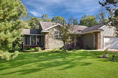 Baxter Single Family Home Contingent: 11850 Forestview Drive