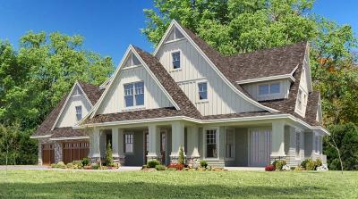Edina Single Family Home For Sale: 5205 Chantrey Road