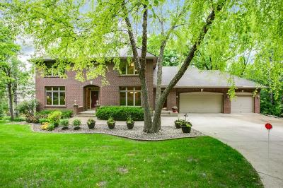 Eagan Single Family Home For Sale: 4171 Pond Wynde S