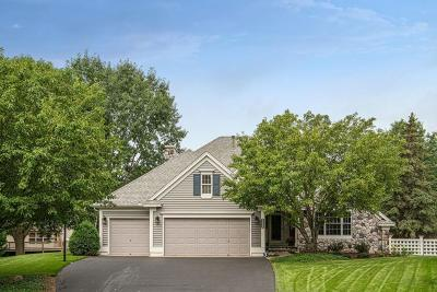 Shoreview Single Family Home For Sale: 487 Harbor Court
