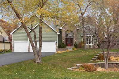 Burnsville Single Family Home For Sale: 12636 Tiffany Court