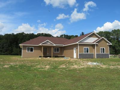 Motley Single Family Home For Sale: 1338 330th Street
