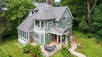 Saint Paul Single Family Home For Sale: 2031 Howard Street S