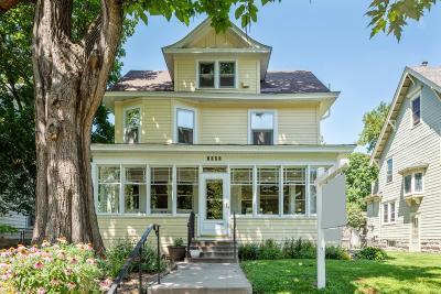 Saint Paul Single Family Home For Sale: 1927 Laurel Avenue