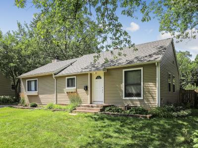Saint Louis Park Single Family Home For Sale: 6632 W 18th Street
