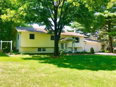 Menomonie Single Family Home For Sale: N4883 460th Street