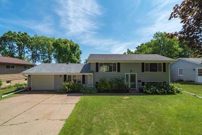 New Hope Single Family Home For Sale: 3740 Gettysburg Avenue N