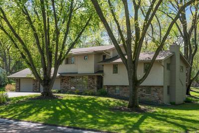 Minnetonka Single Family Home For Sale: 14219 Mount Terrace