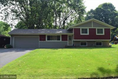 New Hope Single Family Home For Sale: 4312 Boone Avenue N