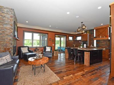 Hudson Single Family Home For Sale: 593 Schwalen Drive