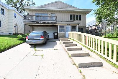 Multi Family Home For Sale: 322 E Fountain Street