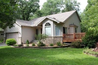 Saint Cloud Single Family Home For Sale: 607 Oakwood Drive