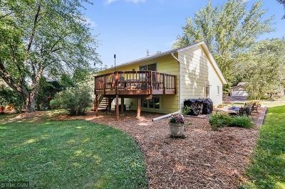 Shoreview Single Family Home Contingent: 1030 Mercury Drive W