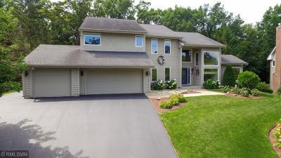 Burnsville Single Family Home For Sale: 1601 Summit Oaks Court
