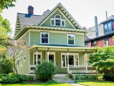 Saint Paul Single Family Home For Sale: 154 Nina Street