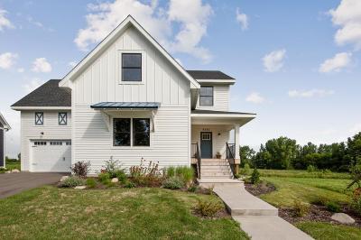 Hugo Single Family Home For Sale: 4580 Valjean Boulevard N