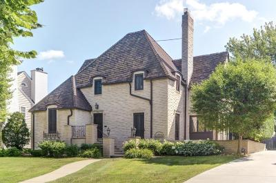 Edina Single Family Home For Sale: 4615 Edina Boulevard