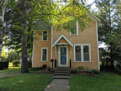 Aitkin Single Family Home For Sale: 317 2nd Avenue NW