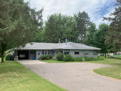 Staples Single Family Home For Sale: 707 4th Street NE