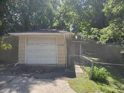 Minnetonka Single Family Home For Sale: 11105 Hillside Lane W