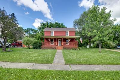 Ellsworth Single Family Home For Sale: 234 W Kinne Street