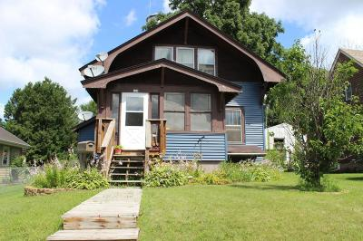 Amery Single Family Home For Sale: 119 Maple Street E