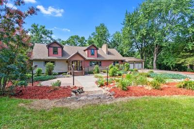 Elk River Single Family Home For Sale: 13558 Island View Drive NW